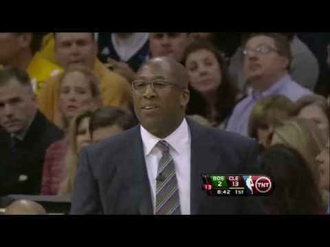 2009-2010 NBA Season- Boston Celtics vs Cleveland Cavaliers Part 1.flv