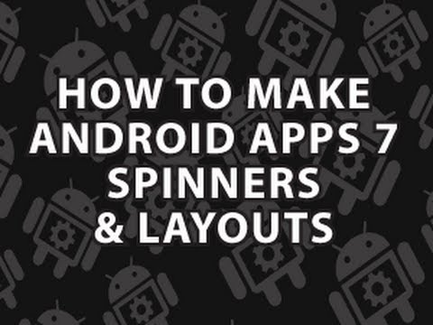 How to Make Android Apps 7