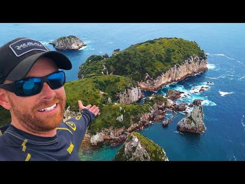 Saying Goodbye to the Legendary Mokohinau Islands -- New Zealand Ep 12 Mp3