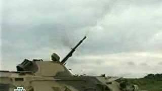 KPVT heavy machine gun