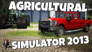 Agricultural Simulator 2013 - Welcome to the Farm