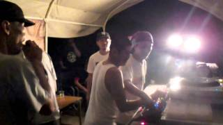 SWEET RIVER ROCK 2010 [ RUB A DUB ] @HITOKURA  JAPAN