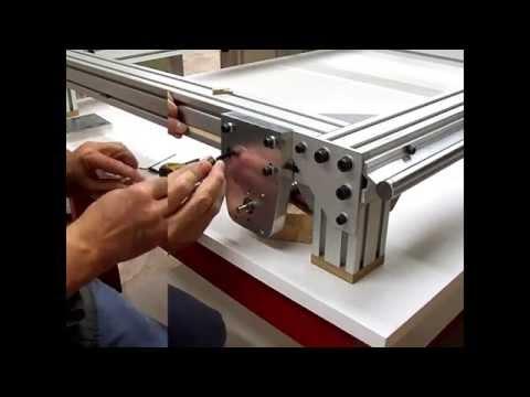CNC Router build part 4