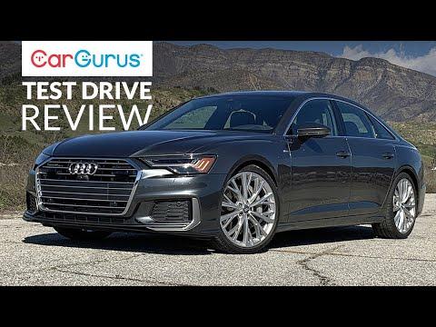 2019 Audi A6 | CarGurus Test Drive Review
