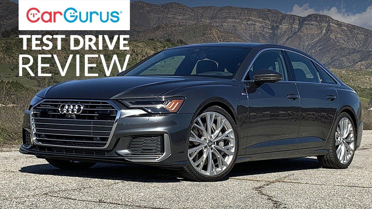 2019 Audi A6 Cargurus Test Drive Review