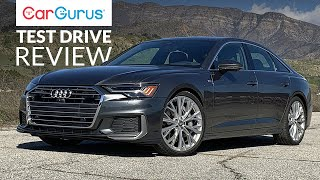 2019 Audi A6 | CarGurus Test Drive Review