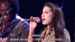 Amy Winehouse - In my bed [Subtitulado al Español]