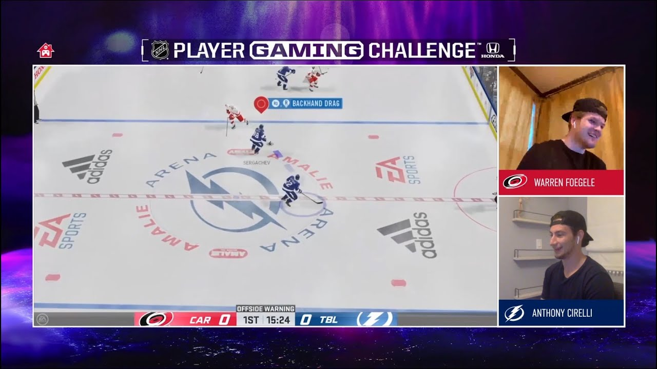 Tampa Bay Lightning poster series highlights players' personalities