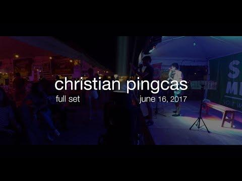 Christian Pingcas - Fête de la Musique Cebu 2017 (FULL SET) [06-16-2017]