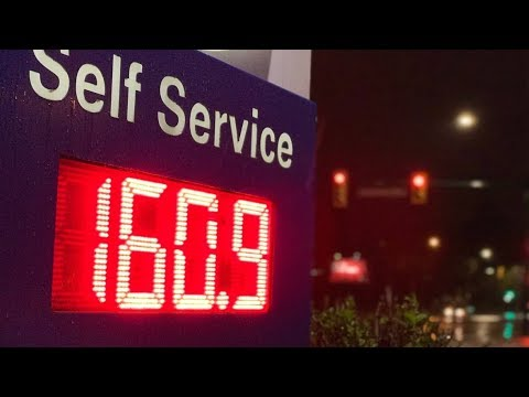 Vancouver Gas Prices Highest In North America
