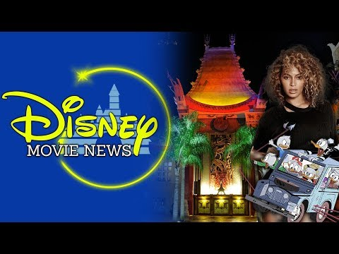 WDW Closures, Duck Tales Review, Beyonce Joining Lion King? & More - Disney Movie News 82