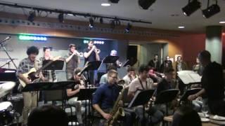 Strike Up The Band. Big Band del Conservatori del Liceu