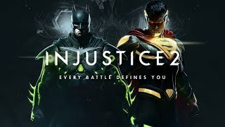 Injustice 2 Chapter 12 Absolute Justice Batman Ending