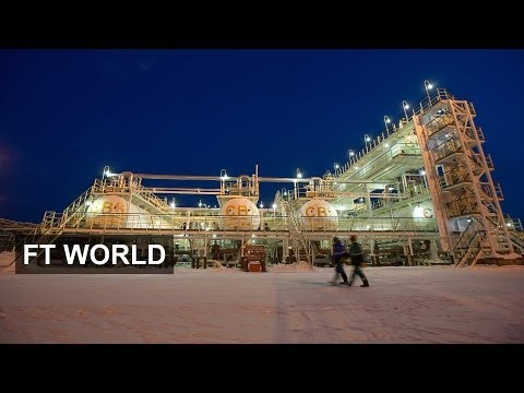 Russia's future as a commodities powerhouse
