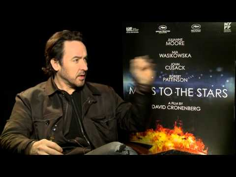 John Cusack - Maps to the Stars - Interview