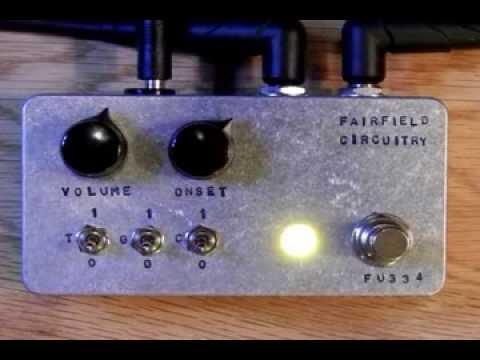 Fairfield Circuitry Unpleasant Surprise Fuzz Gate Demo - Full Version