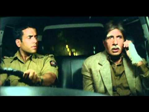 Indian Movie - Khakee - Drama Scene - Ajay Devgan - Aishwarya Rai - Mahalakshmis True Face