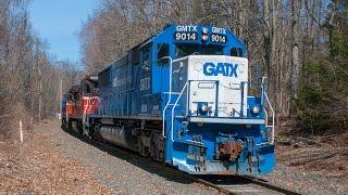 Connecticut Stone Trains 4 11 2017