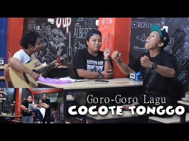 Goro Goro lagu COCOTE TONGGO - Komedi Pendek WAWAN SUDJONO official