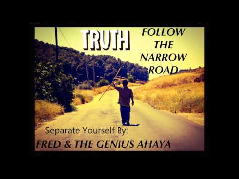 Separate Yourself /by Fred & The Genius AHAYA(Hebrew Israelite Music)