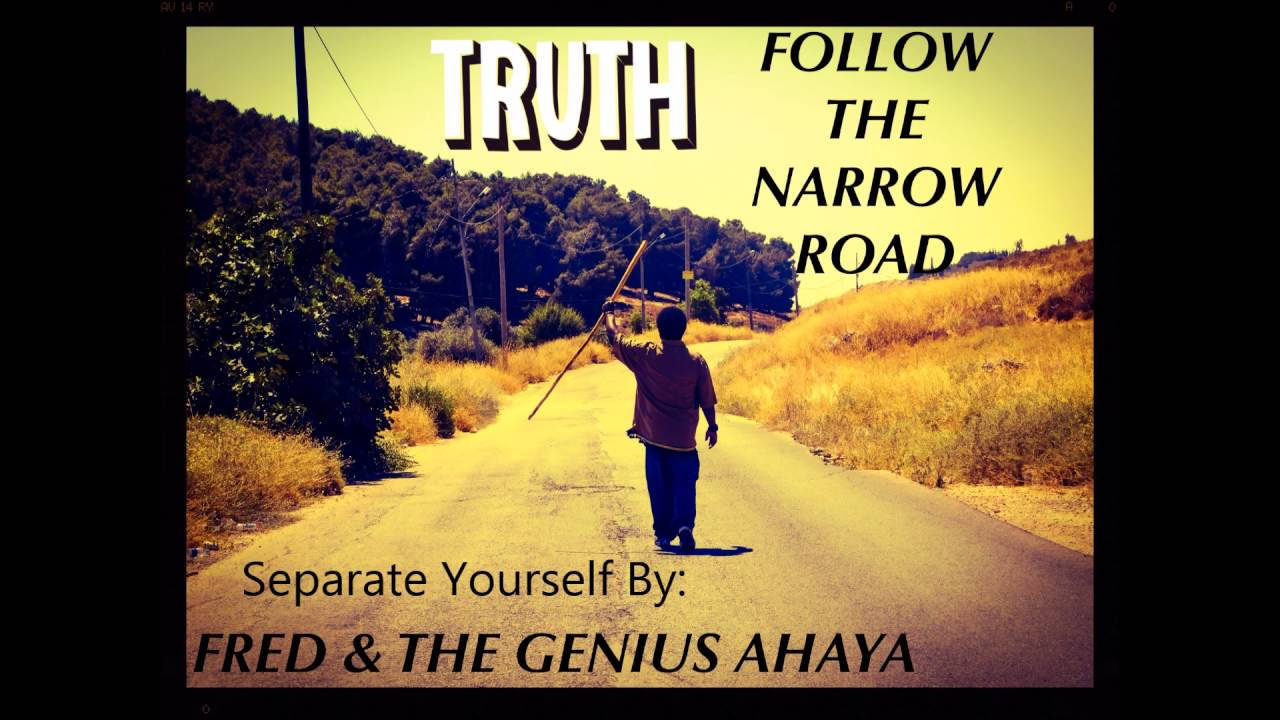 Separate Yourself /by Fred & The Genius AHAYA (Hebrew Israelite Music)