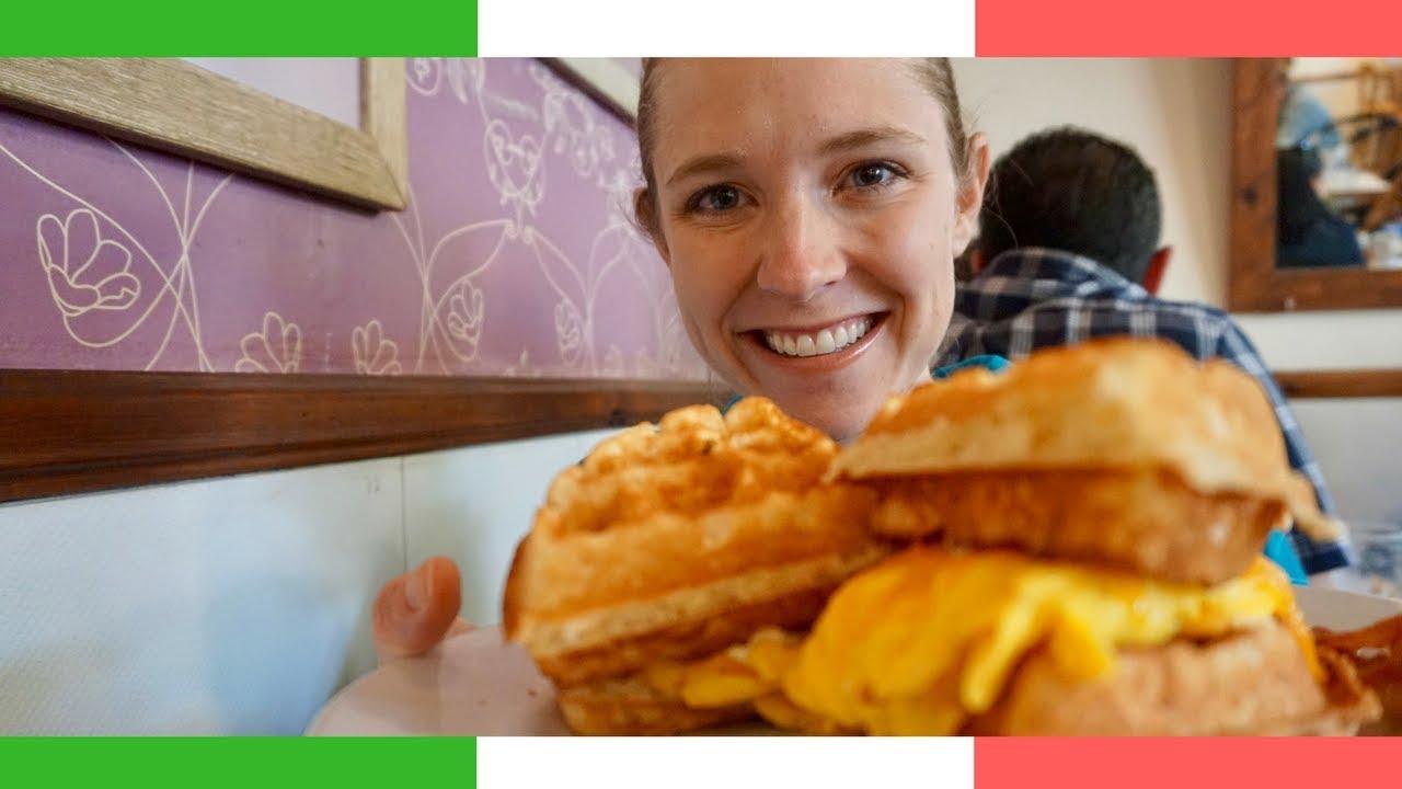 mexican vs american food
