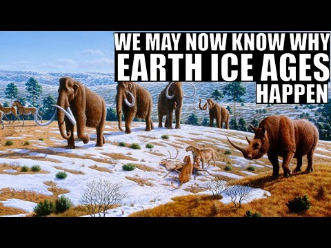 New Study Finds Possible Causes For Earth Ice Ages