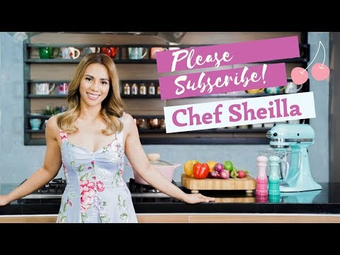 Chef Sheilla, The Soulful Kitchen Diva