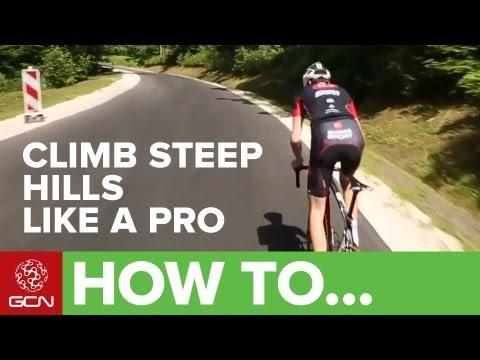 How To Ride Steep Climbs Like A Pro
