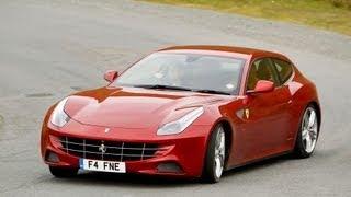 Ferrari Ff Video Review - Autocar.Co.Uk