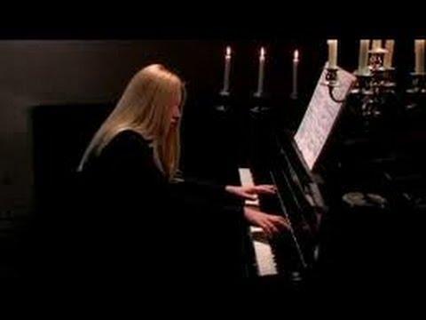 """Schwanengesang (""""Swan Song"""") by Schubert  with English Subtitles arr.Liszt Valentina Lisitsa"""
