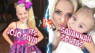 Its JoJo Siwa VS Savannah Soutas l Battle Musers l