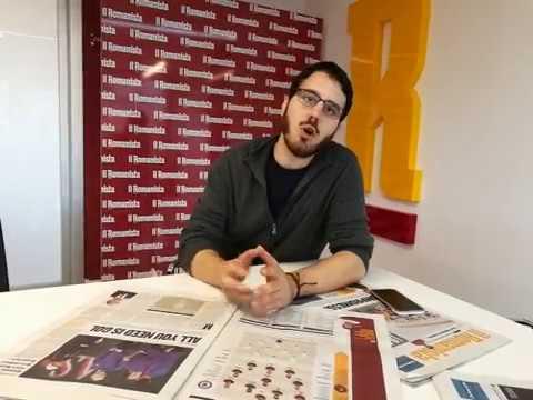 Il commento del giornalista spagnolo Mario Gago prima di Roma-Chelsea