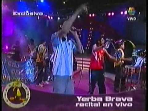Yerba Brava [Pasion de Sabado] Vivo.
