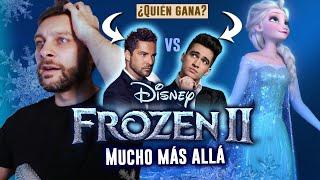 Download lagu David Bisbal VS Brendon Urie |  La canción de Frozen 2 es una auténtica LOCURA