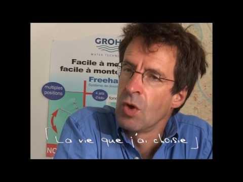 Pierre MAS La vie que j'ai choisie chauffagiste Energies Renouvelable solaire