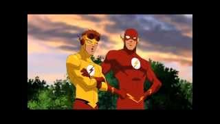 Wally West - Speed of Sound
