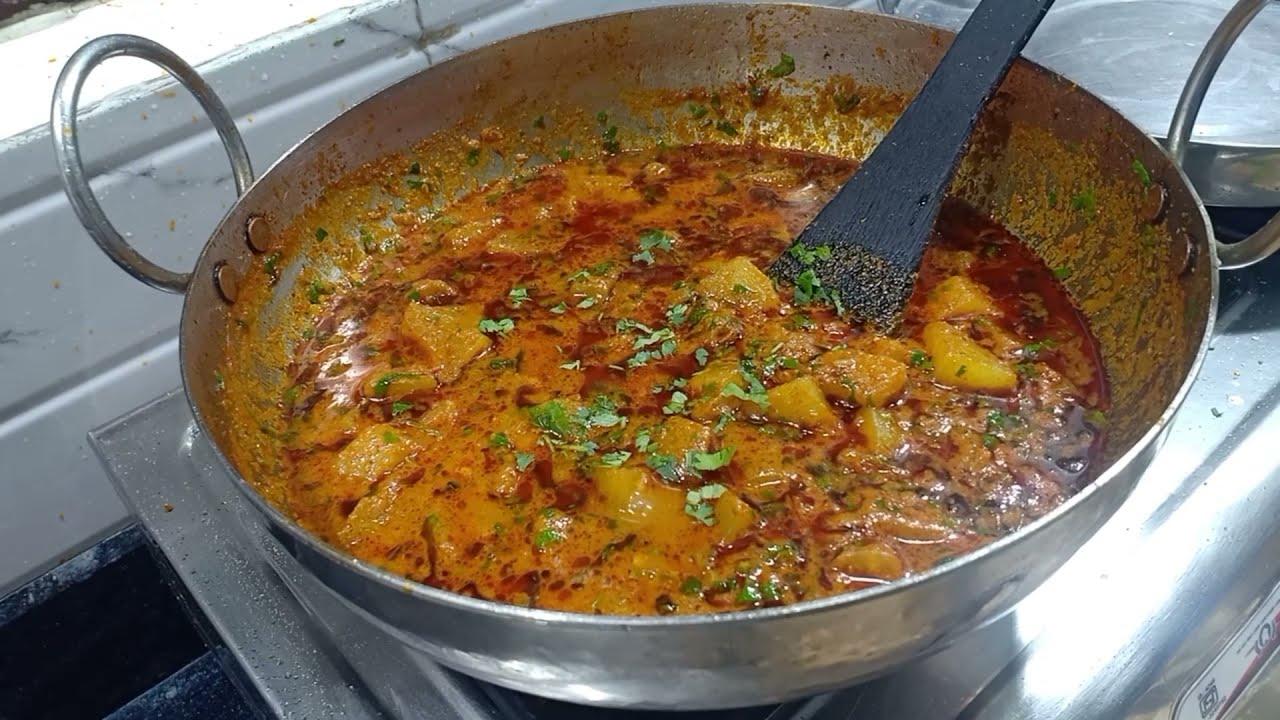 कच्चे पपीते की सब्जी ऐसे बनाओगे तो सब अंगुलिया चाटते रह जायेंगे | Raw Papaya Recipe Sabji in Hindi