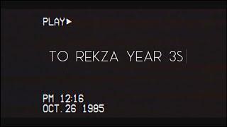 Rekza Year 3 Appreciation Video