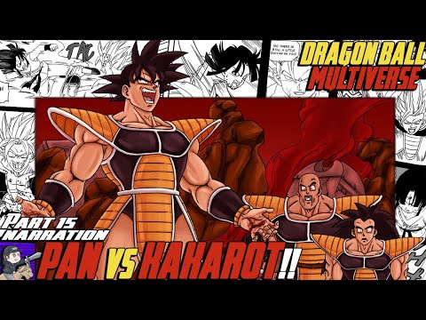 PAN Vs KAKAROT!!   Dragon Ball Multiverse   PART 15