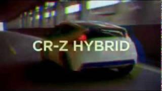 Honda CR-Z Hybrid Advert