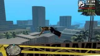 Tricking Mod [GTA SA]