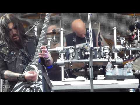 Machine Head Who we are LIVE Udine, Italy 2012-05-13 1080p FULL HD