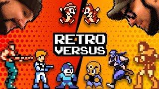 Retro Versus | Как NES MINI разрешала спор