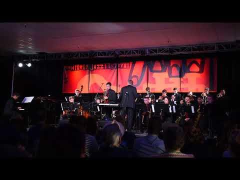 2017 60th Monterey Jazz Festival - SF Jazz High School All Stars -  Passion of a Woman Loved
