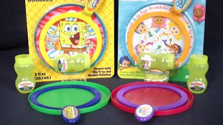 Nickelodeon Dip n Blow Bubbles from Little Kids, Inc.