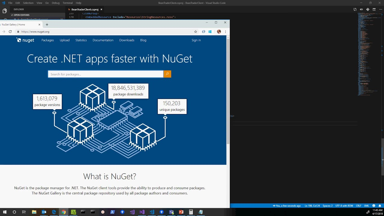 Migrating a WPF App to  NET Core 3 (1/5)