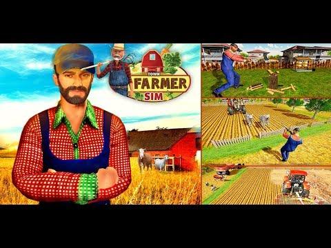 Free Farm Tractor Simulator 3D APK 1.5 Download