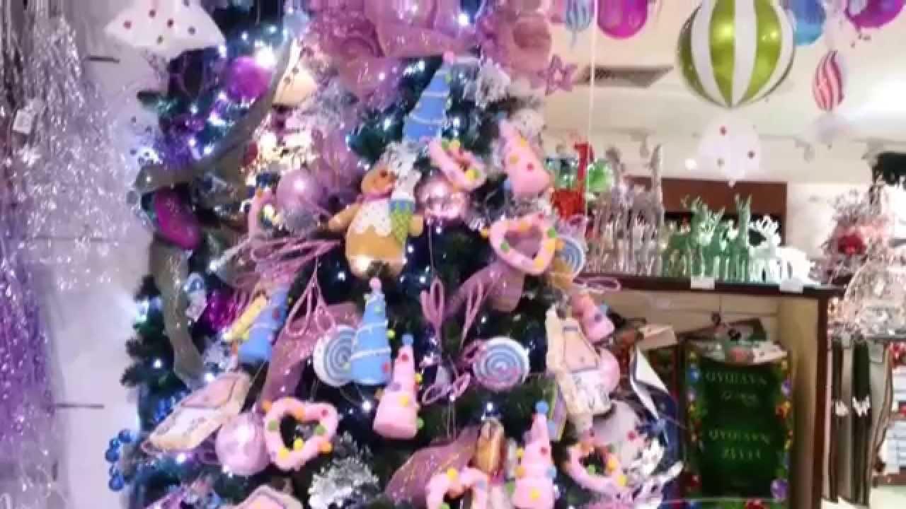 Varias ideas para decorar el arbol de navidad con mu ecos for Ideas para decorar el arbol de navidad