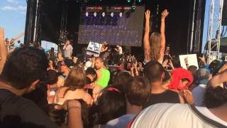 Diplo + Dillon Francis - Get low - Mad Decent Block Party Brooklyn 2014